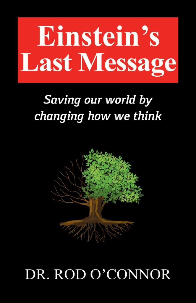 Cover of 'Einstein's Last Message'